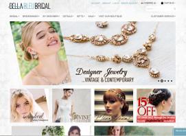 bellableubridal-ecommerce website